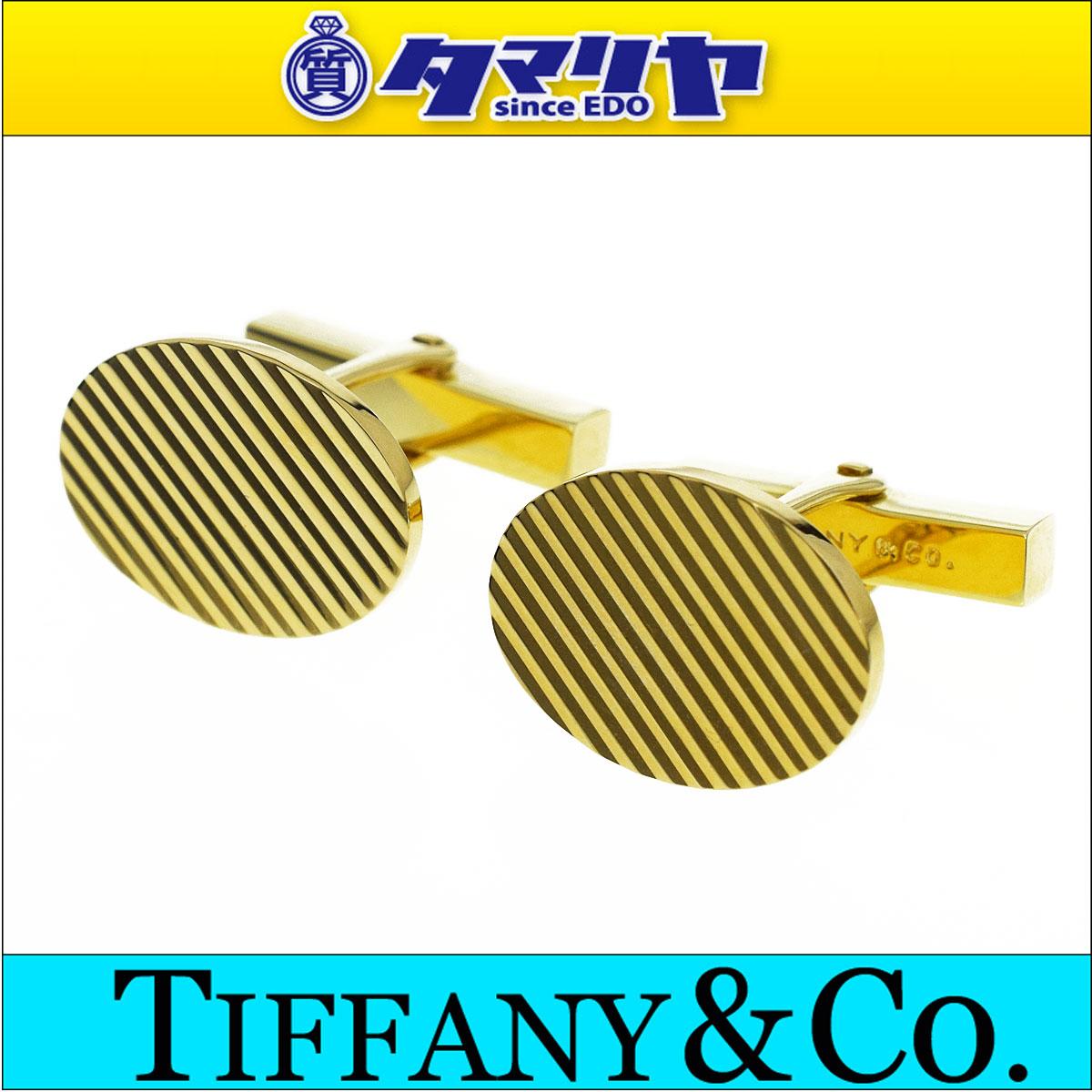innovative design 55068 bbaa5 TIFFANY&Co. ティファニー ゴールド 無料 カフス vuitton K14 YG ...