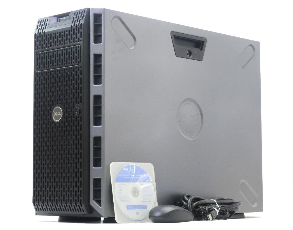 fe04f61e1d62 DELLPowerEdgeT320XeonE5-2407v22.4GHz32GB1TBx2台(SAS3.5インチ/6Gbps/RAID1構成 ...