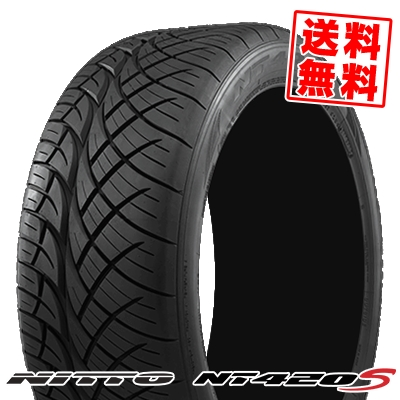 1 New 305//50R20XL Nitto NT420S 305 50 20 Tire