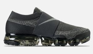 5f972e20cfd9 Nike Air VaporMax Flyknit MOC Running Shoes メンズ Midnight Fog/Dark  Stucco/Legion Green ナイキ ランニングシューズ スニーカー ヴェイパーマックス ベイパー ...