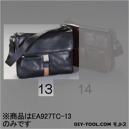 014e6a8452b5 ショルダーバッグ(本製製) ブラック 370x100x280mm (EA927TC-13 ...