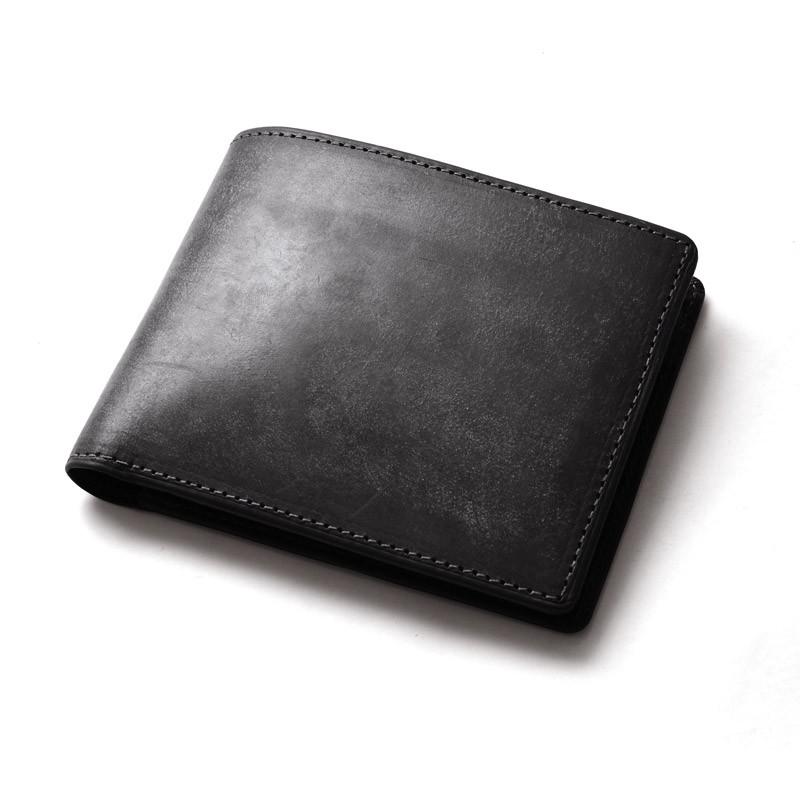 900977935257 ギオネ GUIONNET メンズ 財布 二つ折り財布 OEM-PG302-BLK 【ブランド ...