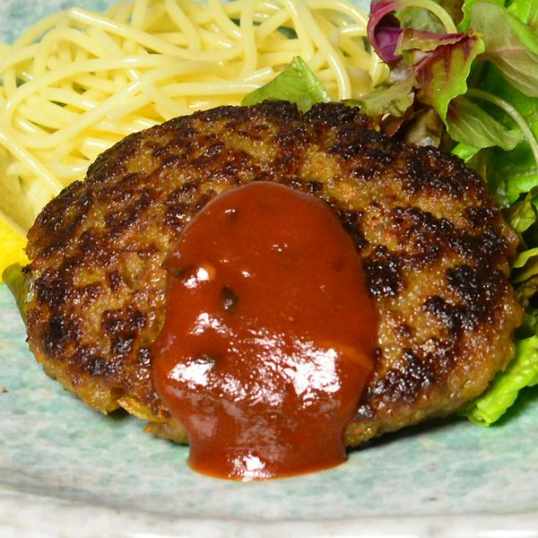 最美味的手工制作无添加剂的汉堡五件