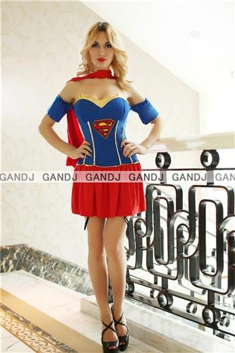 w-freedom|日本吊带市场:超女乐天cosplay服超人爆黑丝乳性感美女图片