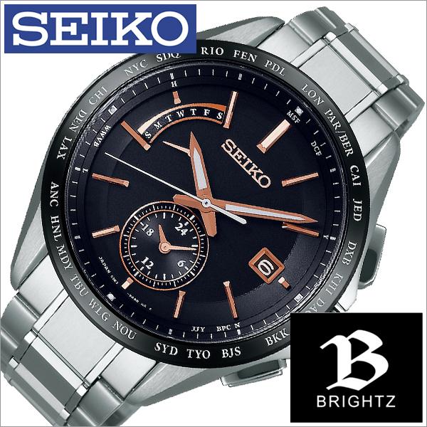 e3770b4e6ae9 セイコー ブライツ IL BISONTE 時計 SEIKO アレッシー BRIGHTZ 腕時計 ...