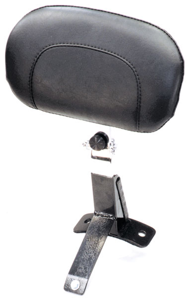 Mustang Driver Backrest Kit Regal No Studs