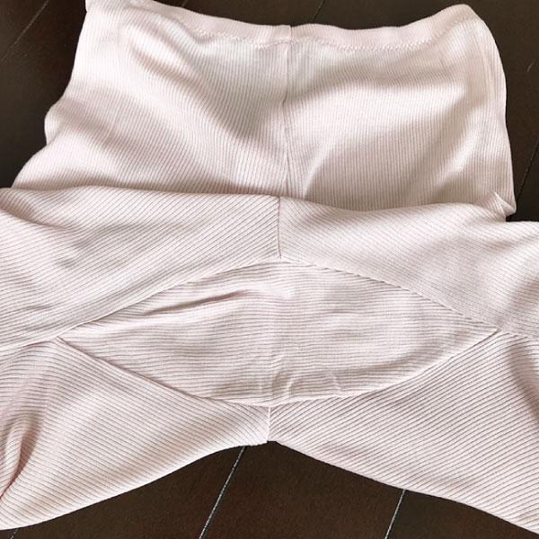 附带长底silk 100%棉布蕾丝丝绸5分的mr-50 m l