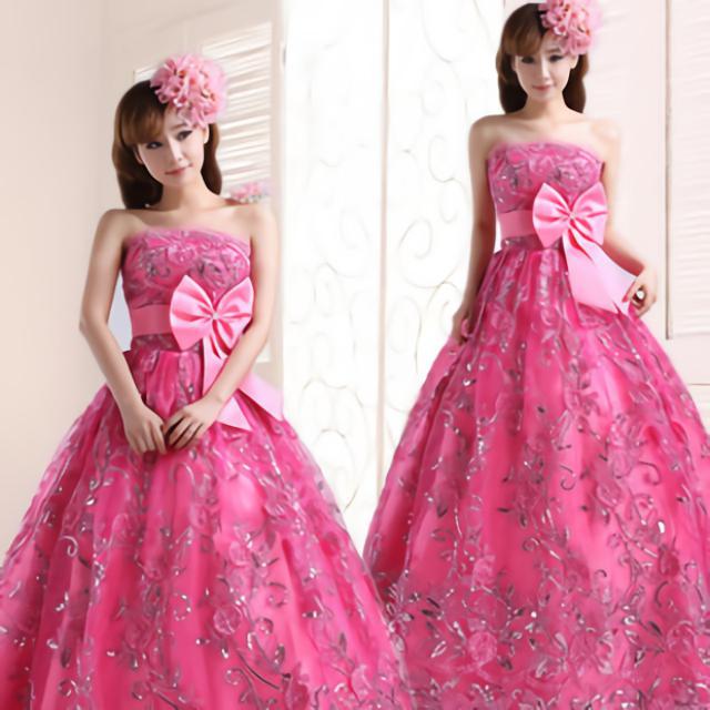 e35e27f530677 ウェディングドレス aライン 花嫁 結婚式 ボレロ 二次会 披露宴 ドレス ...