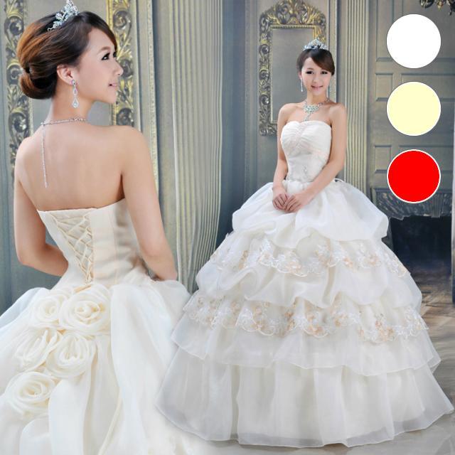 6caba9ad7ed70 ホワイト シャンパン レッド Sサイズ Mサイズ Lサイズ XLサイズ  ドレス ...