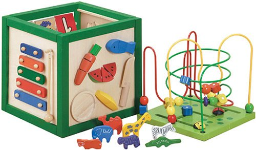 Woods S Play Box 2 Ed Inter Wooden Toys Boys Gifts Birthday 1