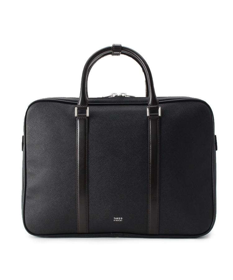 6f995172ca2f TAKEO KIKUCHI(タケオキクチ)【A4収納可】ベーシックビジネスブリーフバッグ[ メンズ バッグ ブリーフ ショルダー ] ·バッグ ·財布·小物入れ,ビジネスバッグ·