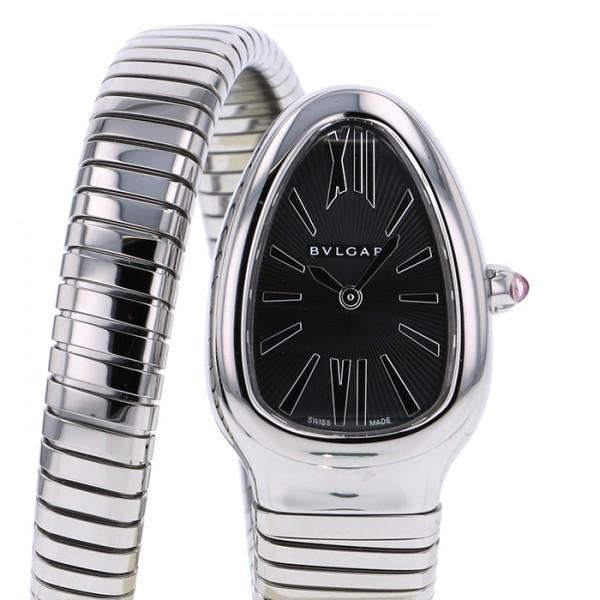e148d3c3bb64 ブランドブルガリ商品名ブルガリ BVLGARI セルペンティ SP35BSS.1T 新品 腕時計 レディース 型番SP35BSS.1T文字盤ブラック素材ステンレスサイズケースサイズ: 35.0 x ...