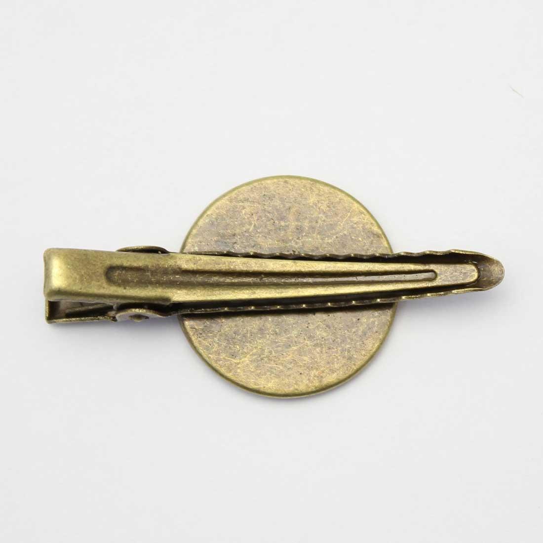 刚约的粉木耳20p_5mm]sgy-1566-20p(粗粉盘子座地基设置环形别针手工艺毛配饰零件摘