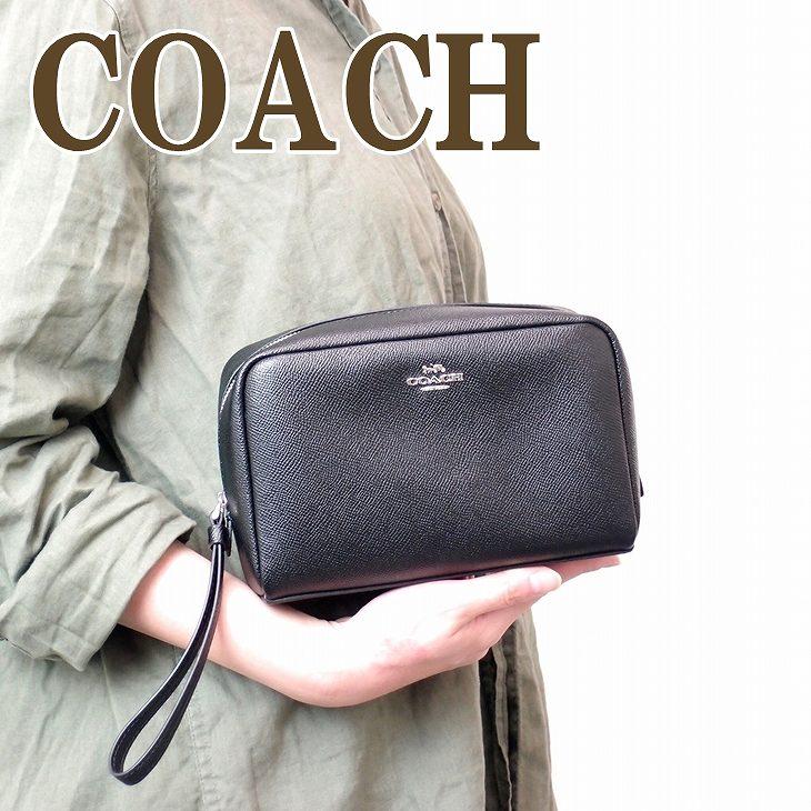 1d49661680f0 コーチ COACH ポーチ プラダ クラッチバッグ 化粧ポーチ COACH 財布 ...