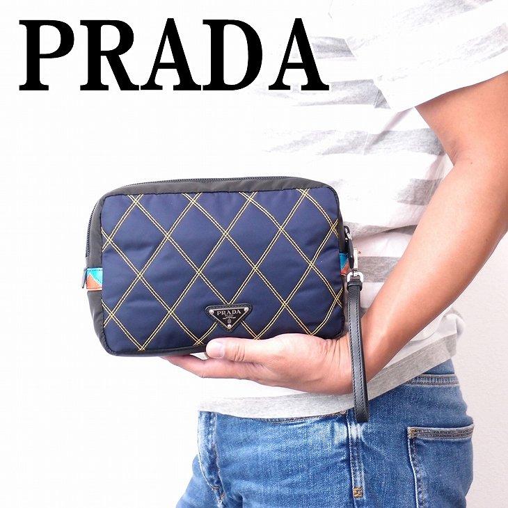4d890f87646a プラダ(PRADA)。出来る大人は小物で差別化。 ワンポイントロゴが熱い。魅惑のセカンドバッグ。