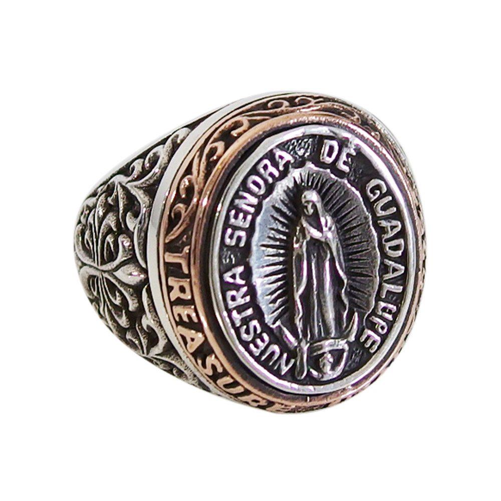 マリアリング(8)メイン シルバー925 銀 メンズ 指輪 リング マリア 送料無料 おしゃれ