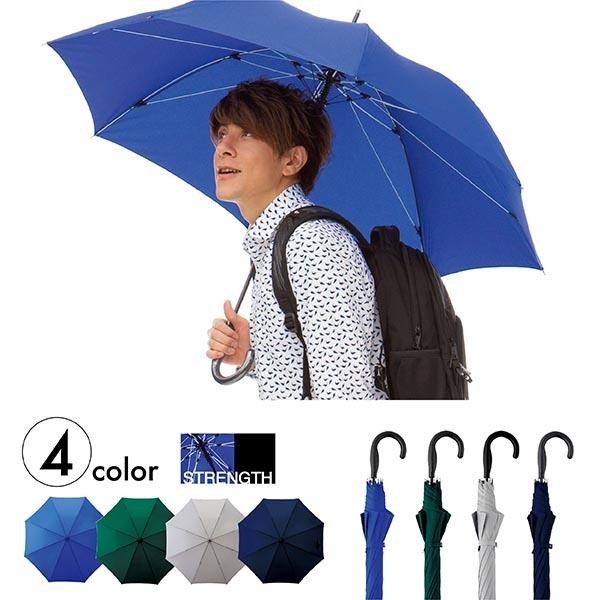 雨傘 高強度傘ストレングスジャンプライト マブ 18%OFF NEW
