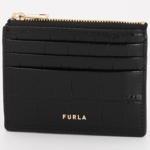 モデル着用&注目アイテム 名刺入れ カードケース FURLA フルラ S 贈呈 BABYLON