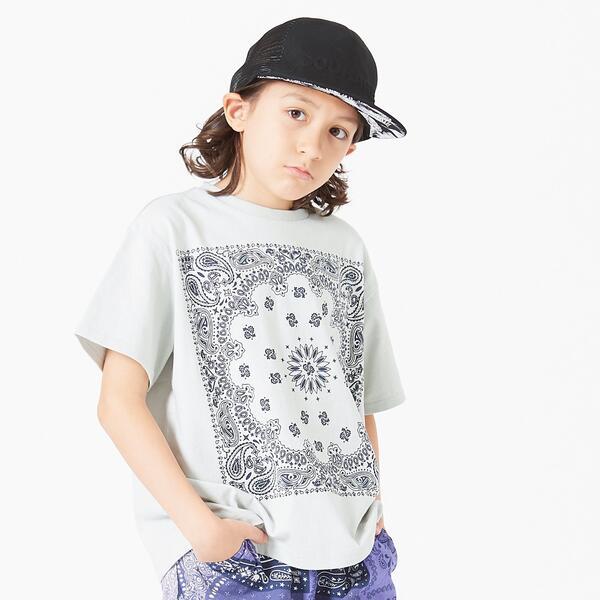 SALE - 今だけスーパーセール限定 バンダナTシャツ 卓抜 エフオーオンラインストア