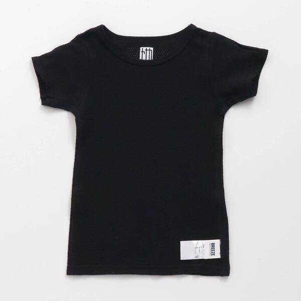 Tシャツ 気質アップ カットソー メッシュ半袖Tシャツ トレンド エフオーオンラインストア