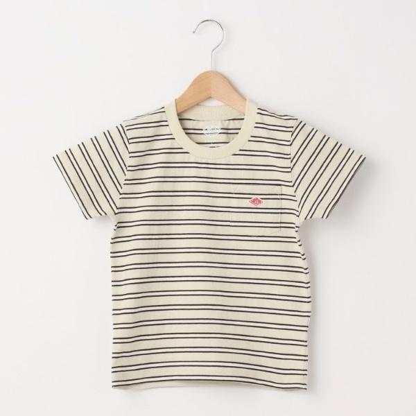 その他トップス 価格 DANTON コットン 再再販 綿 胸ポケットTシャツ デッサン