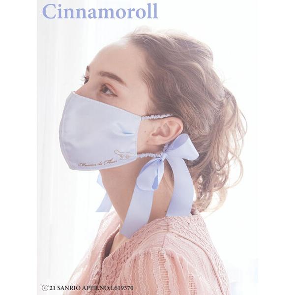 【NEW】その他アクセサリー Cinnamoroll リボンマスク/メゾン ド フルール