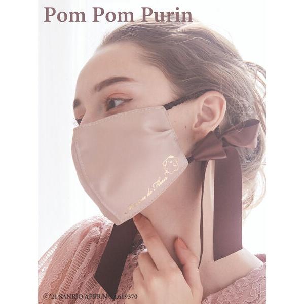 【NEW】その他アクセサリー Pompompurin リボンマスク/メゾン ド フルール