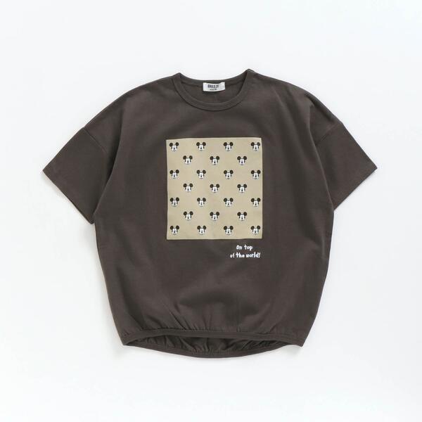 SALE 新着セール - ディズニーキャラクター裾絞りTシャツ 在庫一掃 エフオーオンラインストア