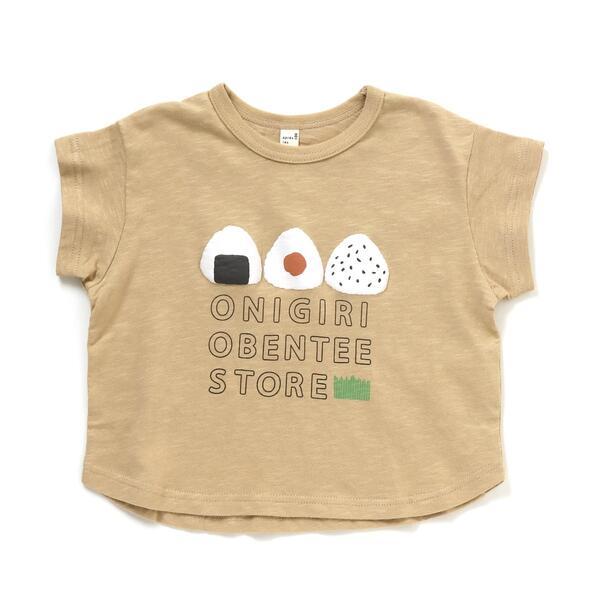 ランキング総合1位 新作アイテム毎日更新 SALE Tシャツ カットソー エフオーオンラインストア 2柄お弁当Tシャツ