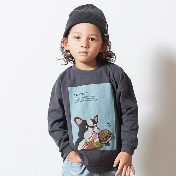 NEW 『4年保証』 - エフオーオンラインストア セール 登場から人気沸騰 3柄アニマルワッペンTシャツ