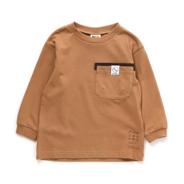 その他トップス 2柄5色ポケットTシャツ 店内限界値引き中&セルフラッピング無料 実物 エフオーオンラインストア