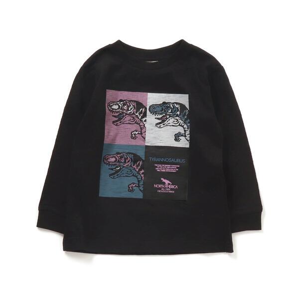 NEW 感謝価格 - エフオーオンラインストア カラフルボックスダイナソーTシャツ ご注文で当日配送