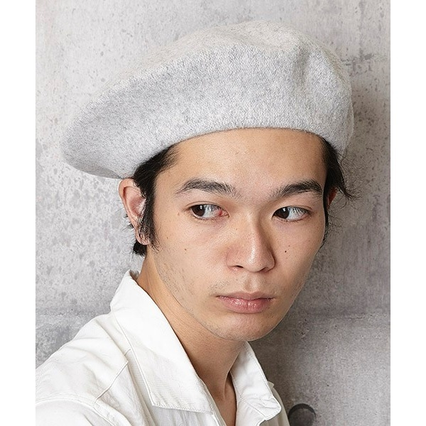 ベレー帽子/アンリラクシング(unrelaxing):丸井(マルイ)店
