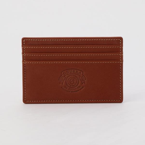 GHURKA(グルカ): SLIM CARD CASE 101/シップス(メンズ)(SHIPS)