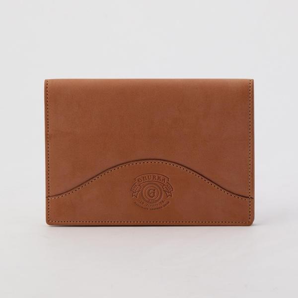GHURKA(グルカ): PASSPORT CASE 155/シップス(メンズ)(SHIPS)