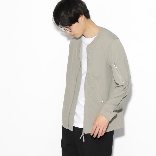 Mカーディ(MA-1ジャージ)/ティーケー タケオキクチ(tk.TAKEO KIKUCHI):丸井(マルイ)店