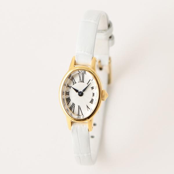 Interact Watch Co. オーバル カタオシベルト / インタラクト ウォッチ コー //ジュエルチェンジズ(Jewel Changes)