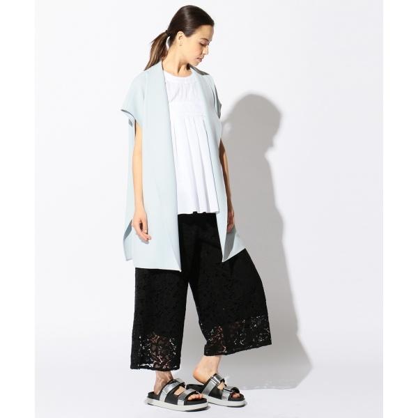 【17SS/洗える】モダンストレッチ ジャケット/カルバン・クライン ウィメン(Calvin Klein women)