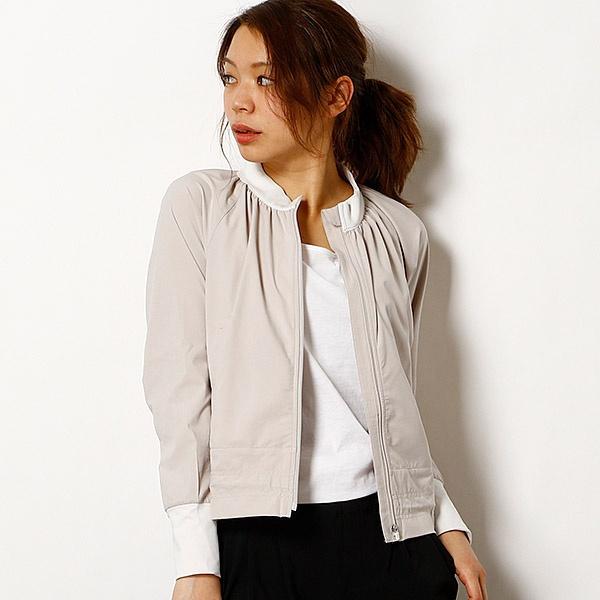 ANY MOTION CLOTH ジャケット (レディース フィットネスウェア)/ダンスキン(DANSKIN)