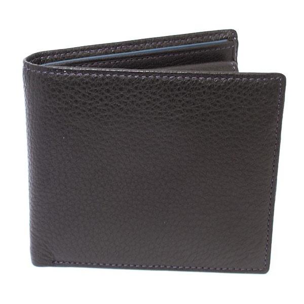 イタリアンディアスキン二つ折り財布(小銭入あり)/プレリー1957(PRAIRIE SINCE1957)