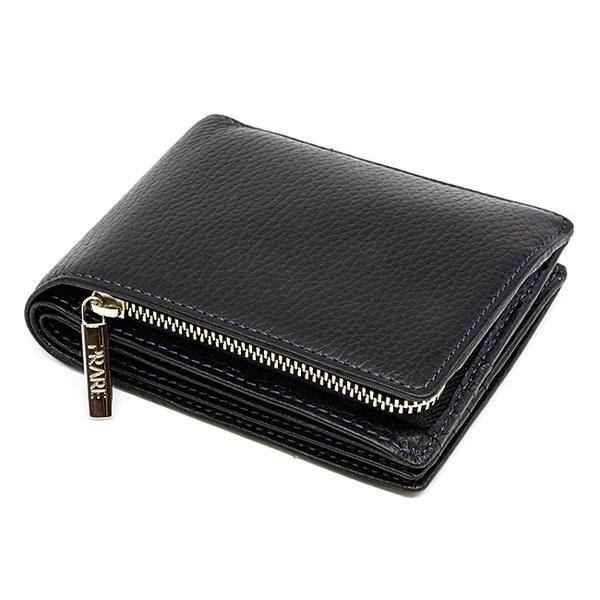 イタリアンディアースキン二つ折り財布(小銭入あり)/プレリー1957(PRAIRIE SINCE1957)
