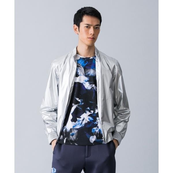 【17SS】シルバーフォイル ブルゾン/カルバン・クライン メン(Calvin Klein men)