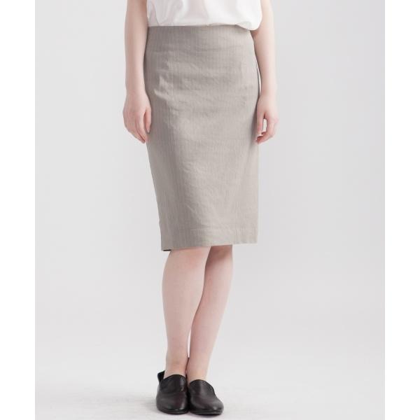 【先行予約】 スカート CLARA BIS PINHEAD_STRIPE/ジョゼフ ウィメン(JOSEPH WOMEN)