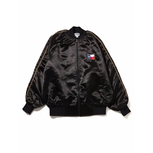 ウィゴー(【USED】80-90's ナイロンスタジャン サイズ表記 XXL)/ウィゴー(レディース)(WEGO):丸井(マルイ)店