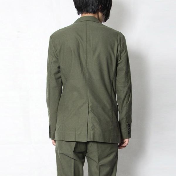 ノーアイディー Cスエードノッチドラペル2B-JKT/ (NOID)