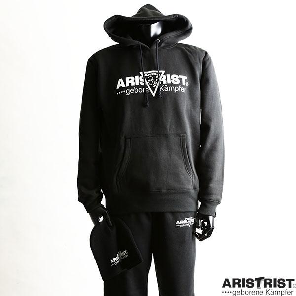 ATフーデッドパーカセットアップ&ビーニー/アリストトリスト(ARISTRIST)