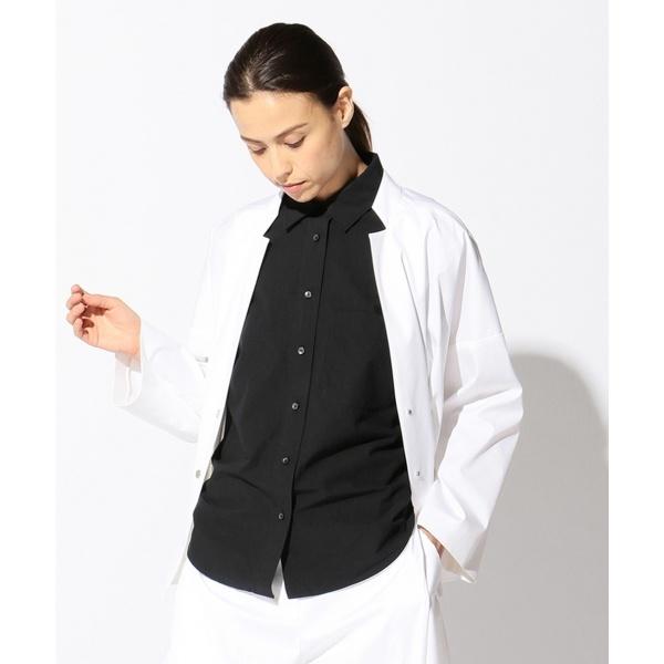 【17SS/洗える】ソピーツイル テーラードジャケット/カルバン・クライン ウィメン(Calvin Klein women)
