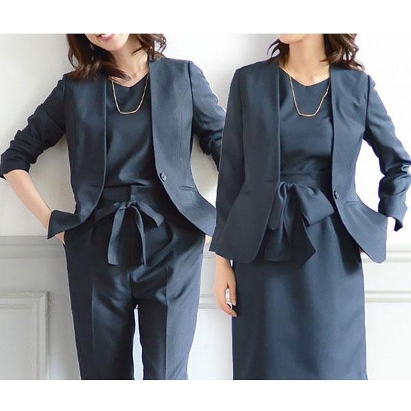 【WEB限定】着回し4点セットスーツ/ジーラ バイ リュリュ(ファッション)(GeeRA by RyuRyu)