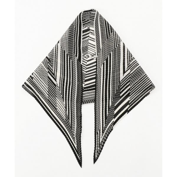 pleats skarf プリーツ スカーフ / ストール/ジョゼフ オム(JOSEPH HOMME)