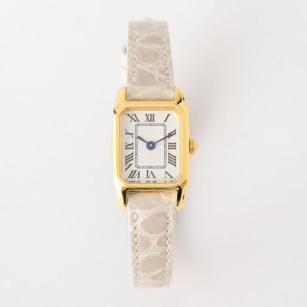 【別注】Interact Watch Co. JCSP クロコ ウォッチ / インタラクト ウォッチ/ジュエルチェンジズ(Jewel Changes)